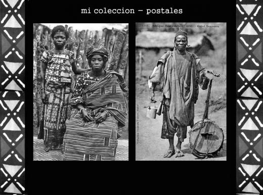 afr foto guarda negra ghana y griot sosso