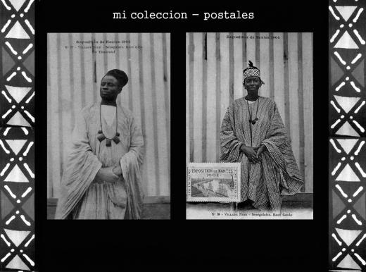 afr foto guarda negra senegaleses