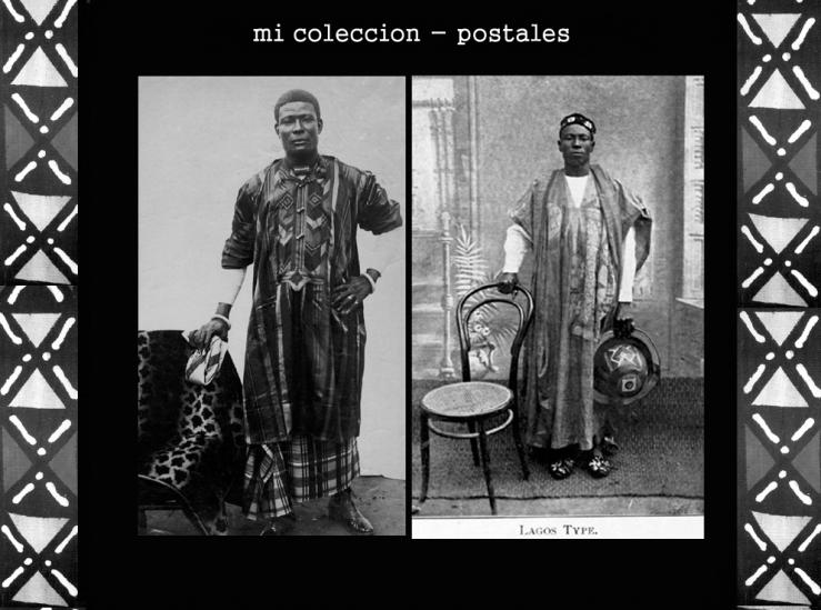 afr foto guarda negra varias nigeria